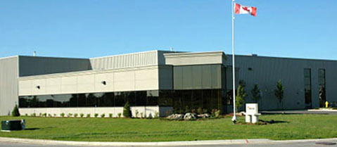 C.T. Innovations in London, Ontario - 115 tons