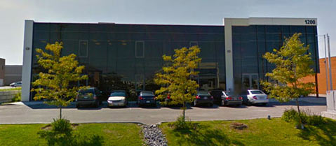 Windoworld in Newmarket, Ontario - 66 tons